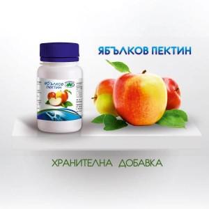 ЯБЪЛКОВ ПЕКТИН 60 таблетки БУРОФФ